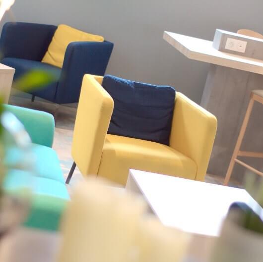 Le relais du Vern - L'espace lounge