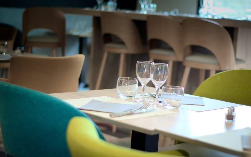 Le Relais du Vern - Le restaurant